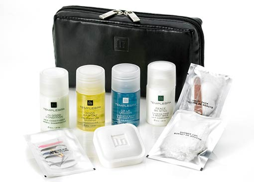 Temple Spa Travel Kit
