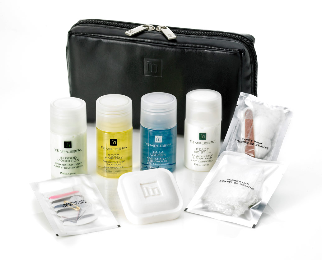 temple spa travel kit dreamcatcher hotels home collection